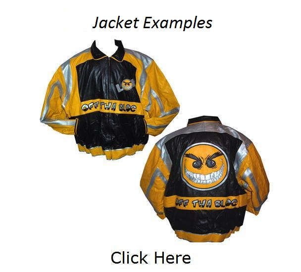 Click here to see Ubran and Hiphop Jackets